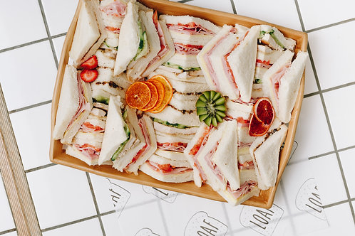Kids sandwich platter - large