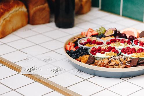 Healthy breakfast - large