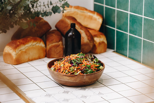 Asian salad - Sml $45 Lrg $90