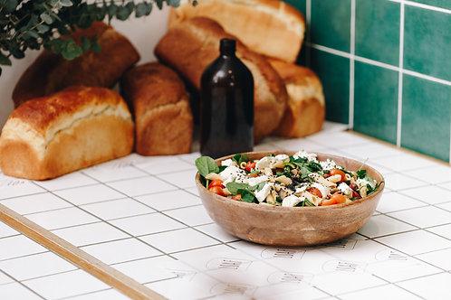Meditteranean salad - Sml $45 Lrg $90