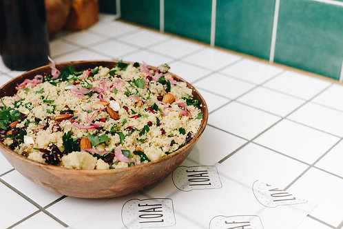 Cous cous salad - small