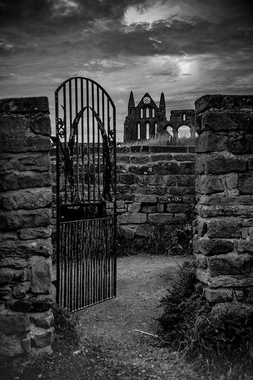 The gate way print