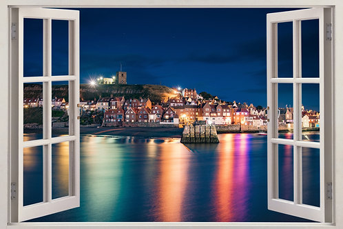 a whitby window canvas