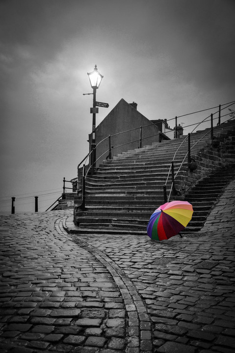 brolly steps