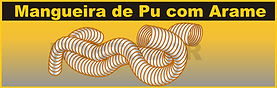 HORTOBOR+MANGUEIRA+DE+PU+COM+ARAME+COBRE