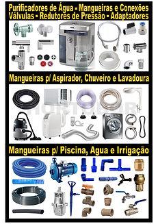 Hortobor Mangueiras para Chuveiro, Aspirador de Pó, Ar Condicionado Portátil, Mangueira para Filtro Purificador de Água, Mangueira para Máquina Lava Roupas,Válvula Redutora de Pressão de Água, Correia de Tanquinho e Maquina Lava Roupas, Mangueiras e Tubos para Irrigação, Aspersores, Tubos e Conexões em PVC, Válvula Fundo de Poço, Válvula de Pé, Válvula Cebola, Válvula de Retenção de Água, Flange de PVC, Luva de PVC, Conexões Plastica para Irrigação