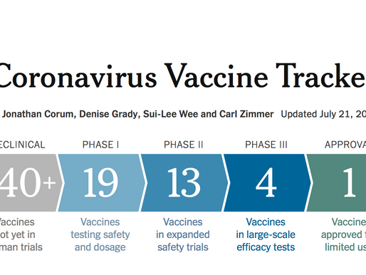 The Search For A Vaccine