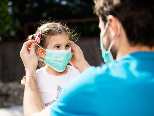 The Difficulties of Pandemic Parenting