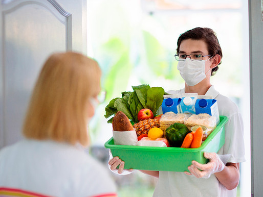 Smartshops Tips for Ordering Food & Groceries during Coronavirus