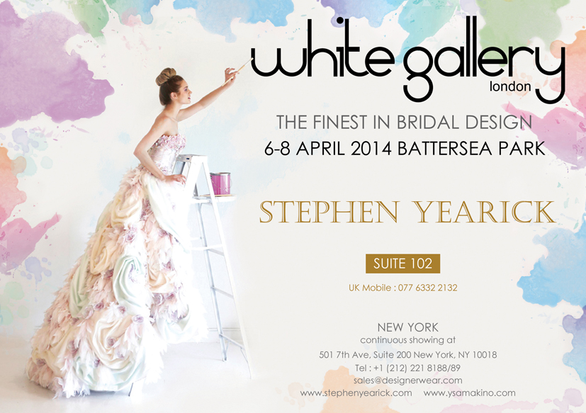 White Gallery Bridal Show