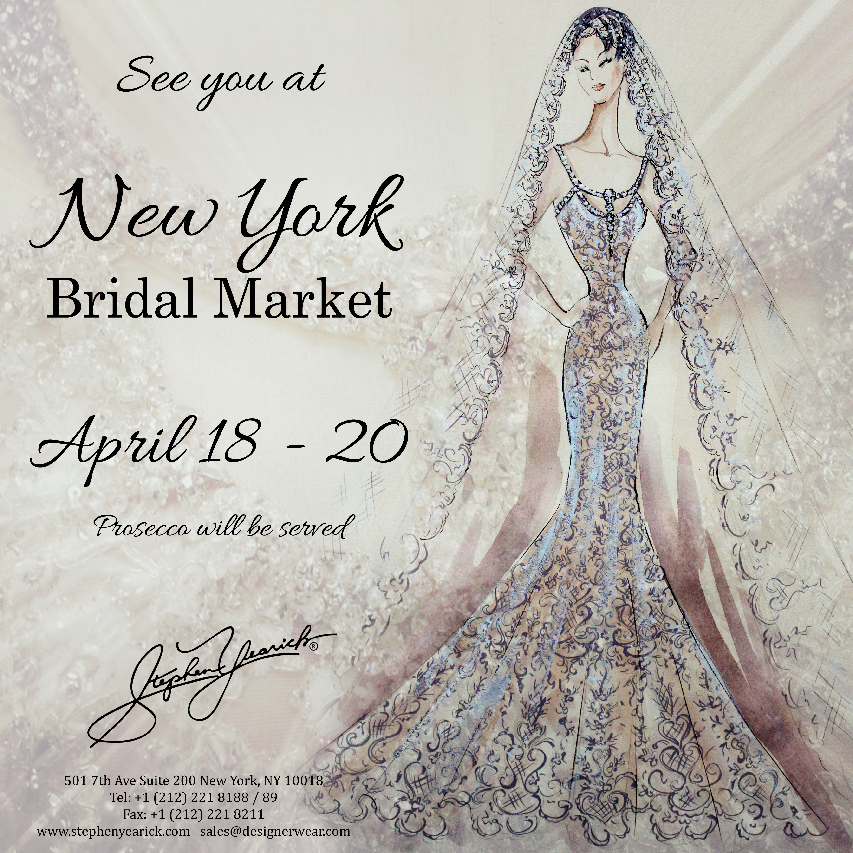 New York Bridal Market