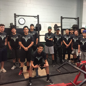 Tritons at Early Morning Workouts