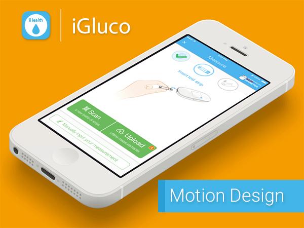iGluco Motion Design