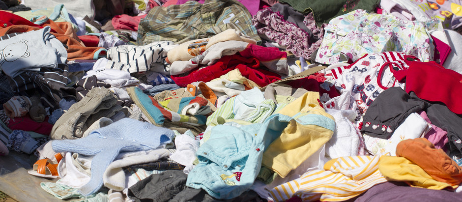 How to Organize Those Tiny Baby Clothes and Keep Them That Way