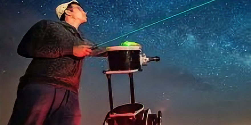 כוכבים של סתיו - סדנת אסטרונומיה במכתש ירוחם
