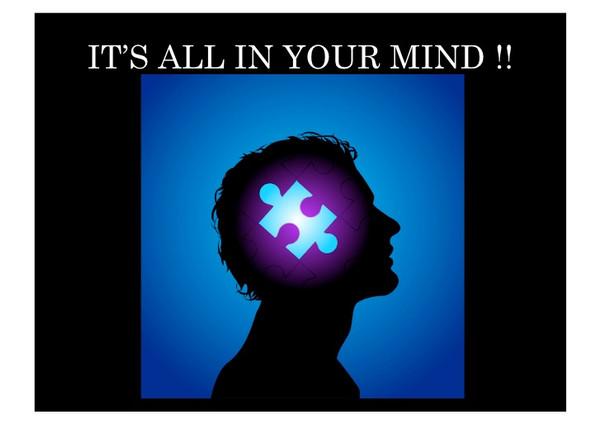 Frelsen skjer i sinnet