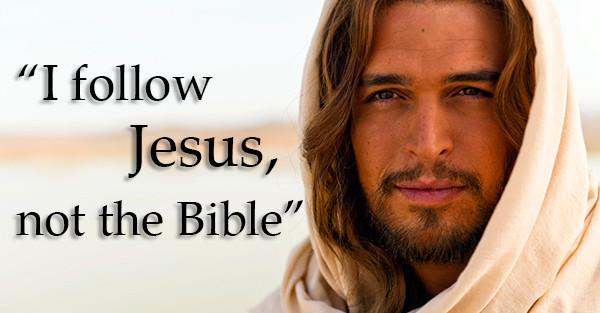 Les Jesus inn i Bibelen.