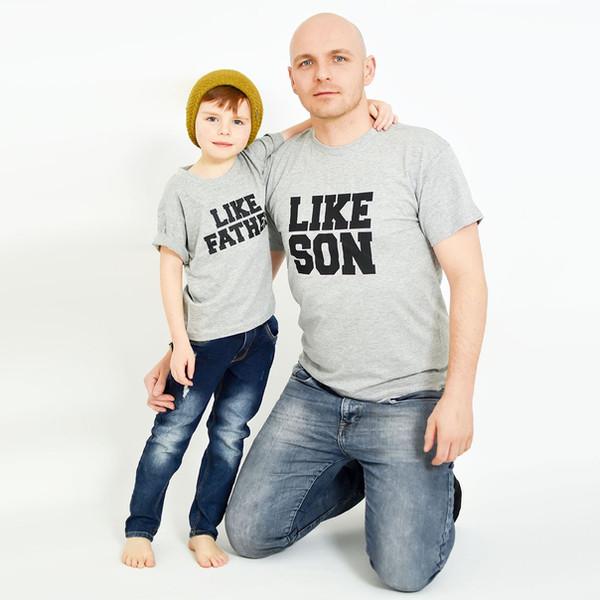 Som far, så sønn