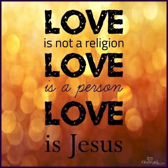 Jesus eller teologi?