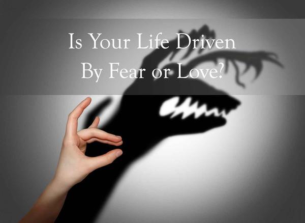 Drevet av frykt eller kjærlighet?
