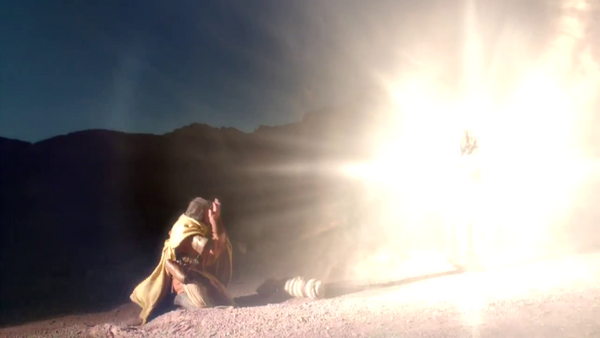 Hva var lyset som Paulus så?