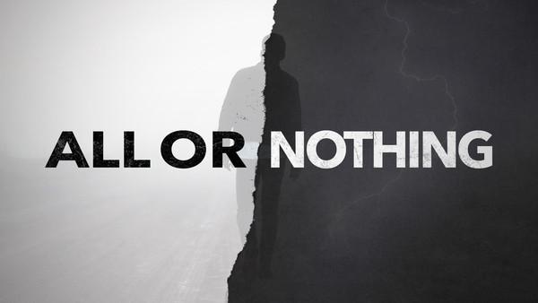 Alt eller ingenting?