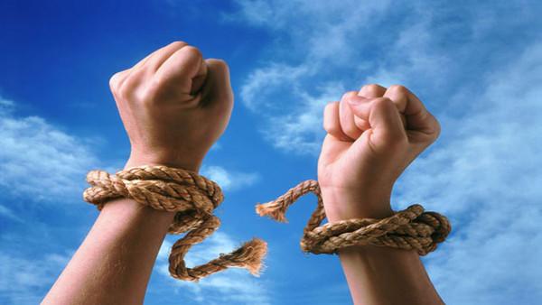 Frihet!