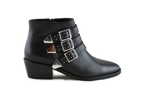 Boots triple boucle