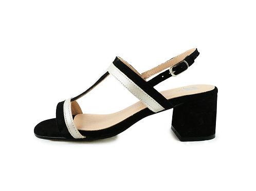 Sandales double bande