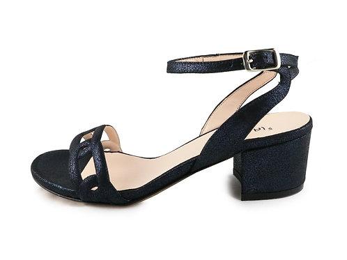 Sandales irisées