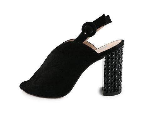Sandales décolletées