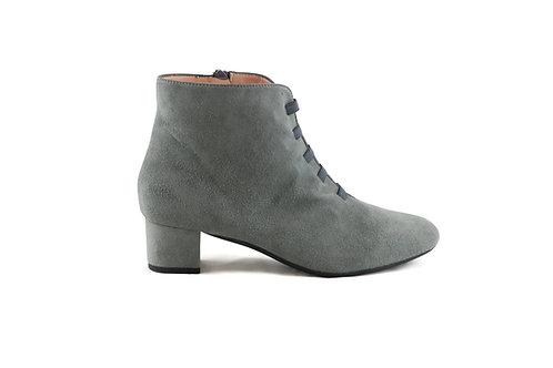 Boots à talon bas