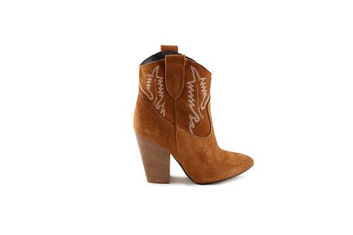 Boots hautes cowboy