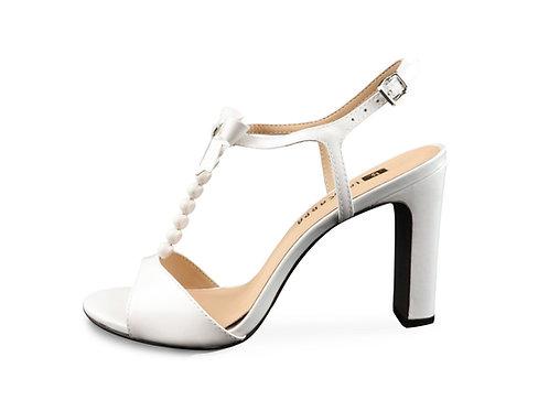 Sandales perlées