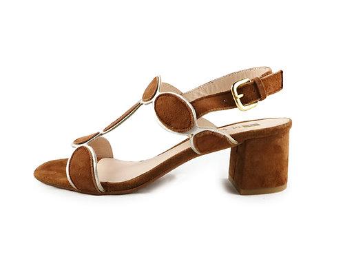 Sandales basses multi