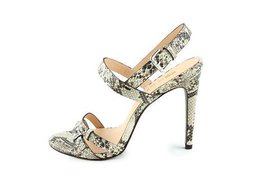 Sandales serpentées