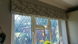 Kitchen - Roman Blind