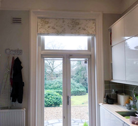 Reigate - Motorised Roman Blind