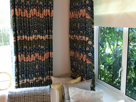 4 reasons to change your Curtains or Blinds
