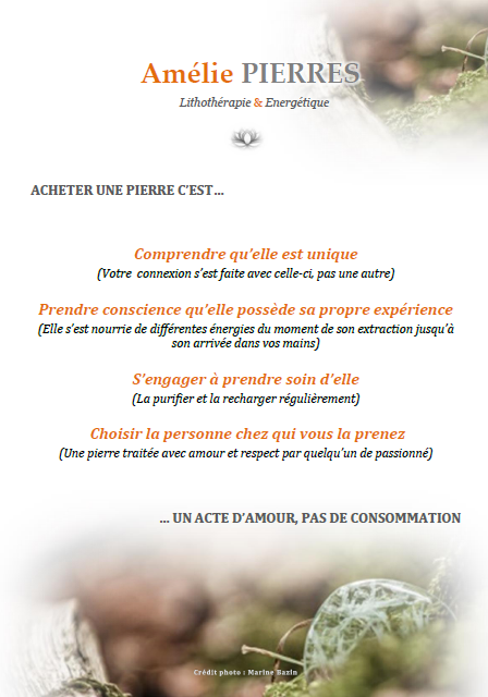 Guide achat pierre