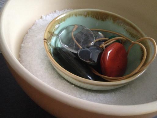 Comment purifier ses pierres facilement ?