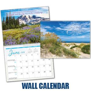 2018 Calendars & Cards Available!