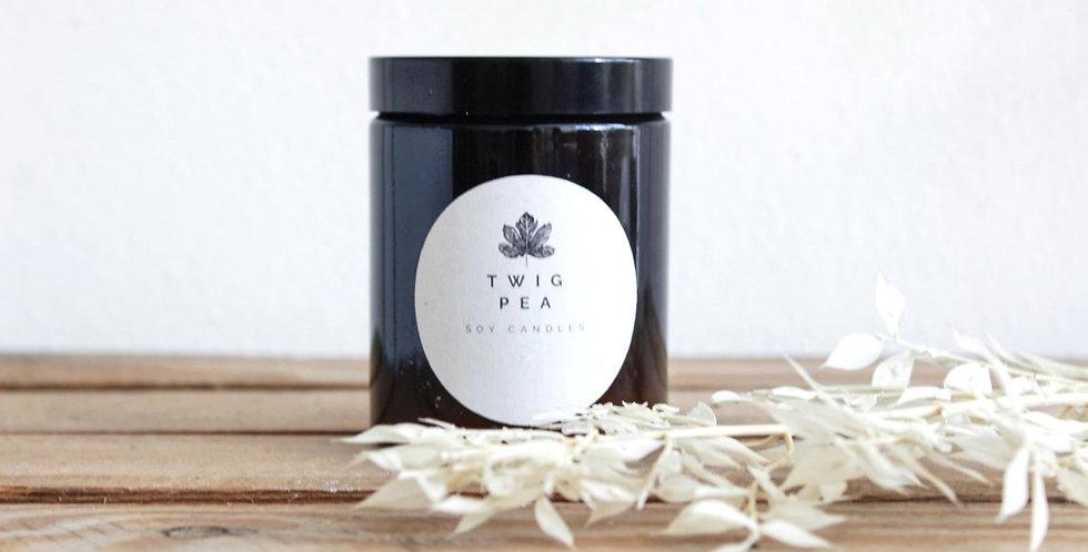 Wild Mint Soy Candle   Medium