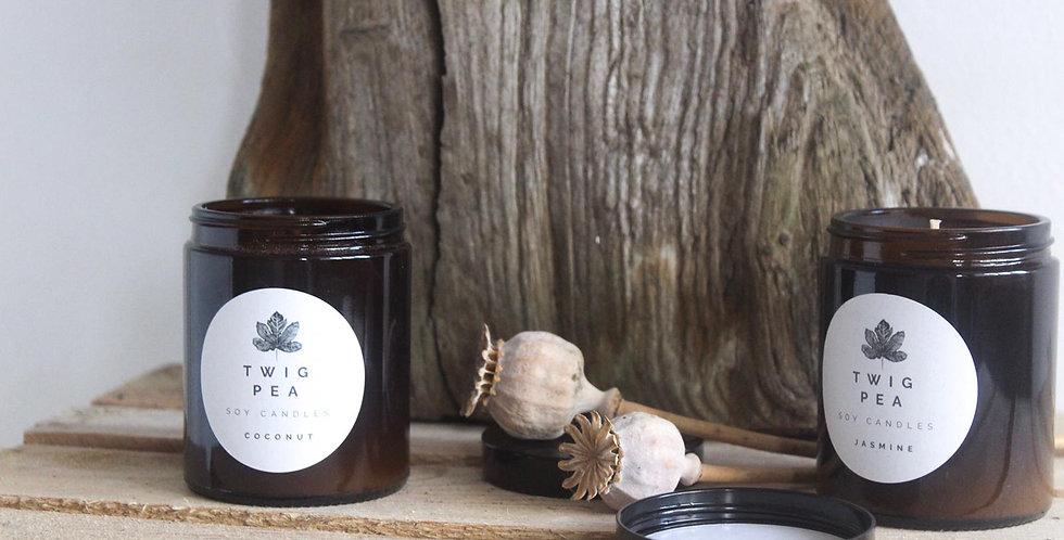 Coconut Soy Candle | Medium