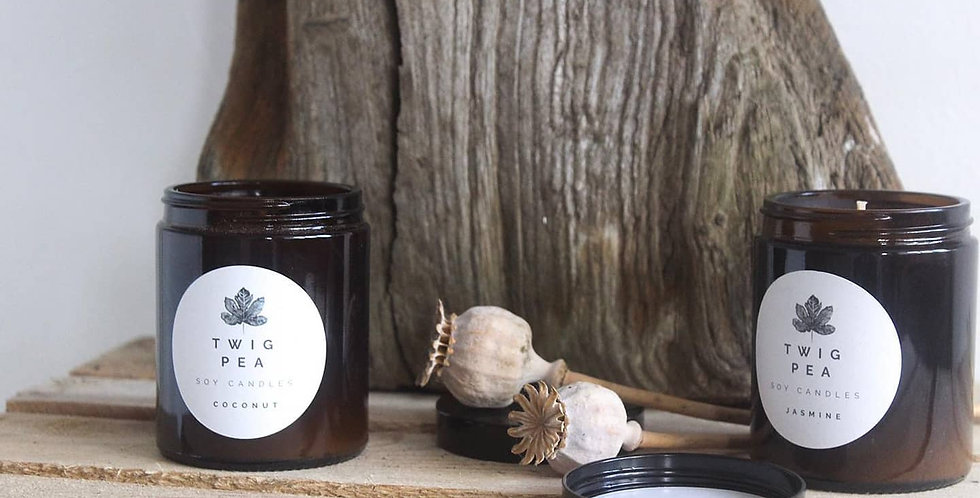 Fig Soy Candle | Medium