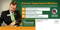 Tessmer Proven Experience