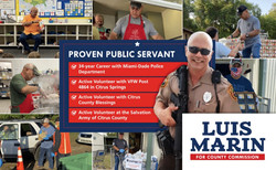 Marin Proven Public Servant