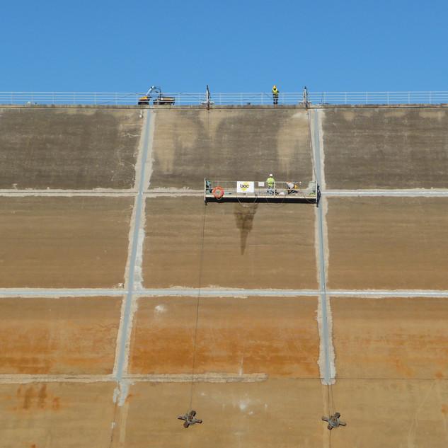 Alta S Barrage de Cande