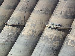 Alta Beeche Barrage de Paneciere