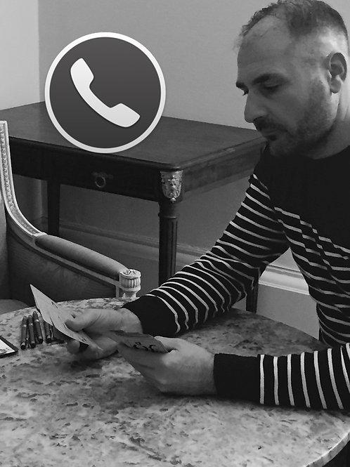 Consultation par téléphone à l'étranger